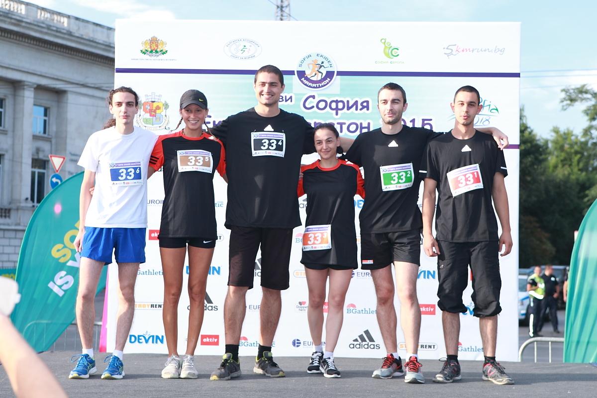 Sofia Ekiden Maraton91